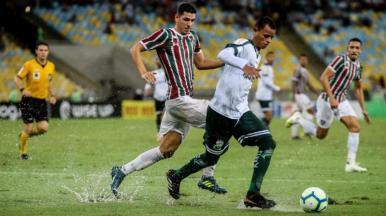 Fluminense bate o Luverdense no Maracanã e avança na Copa do Brasil