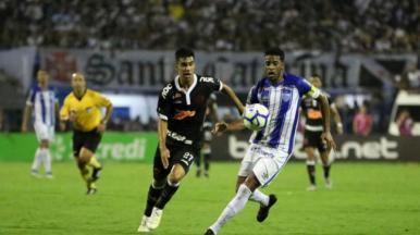 Copa do Brasil: Vasco vence o Avaí e se classifica