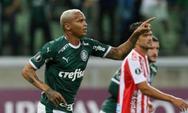 Palmeiras vence o Junior e encaminha classificação na Libertadores