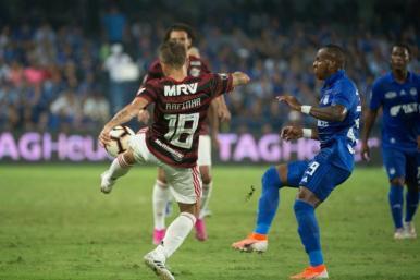 Libertadores: Flamengo e Athletico-PR perdem primeiro jogo das oitavas