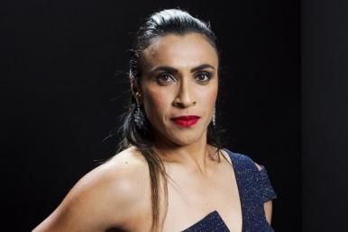 Marta entra na seleção do ano de futebol feminino da FIFA