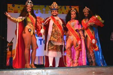 Aberto edital para seleções da Corte Momesca, jurados e escolha do troféu do Carnaval
