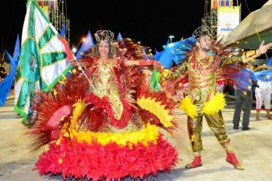 Carnaval de Todos: programação na Passarela do Samba termina nesta terça (13)