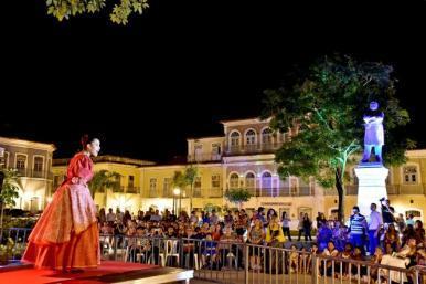 Alceu Valença participa de show em homenagem aos 406 anos de São Luís; veja programação