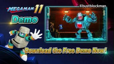 Mega Man 11 ganha demo gratuita para PS4, Xbox One e Switch