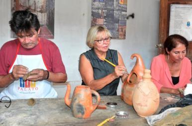 Galeria Trapiche abre inscrições para curso de Olaria