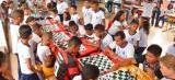 Projeto Xadrez na Escola estimula raciocino logico de estudantes na rede municipal