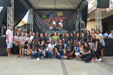 Prefeitura leva Mostra de Talentos ao palco da Feirinha São Luís