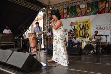 Feirinha São Luís celebra Semana da Consciência Negra com programação diversificada