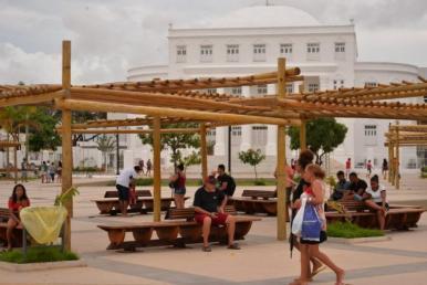 Complexo Deodoro é um dos pontos mais visitados de São Luís