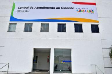 Central de Atendimento ao Cidadão inicia prestação de serviços em São Luís