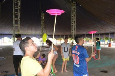 Circo Escola de São Luís está com inscrições abertas até 29 de março