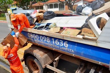 São Luís: aplicativo da limpeza urbana facilita acesso da população aos serviços públicos