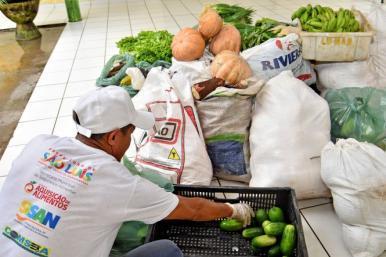Prefeitura amplia Programa de Aquisição de Alimentos a abrigos e hospitais