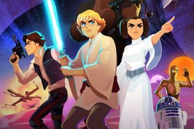 Disney está criando curtas para resumir a saga Star Wars às crianças