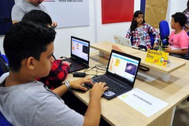Projeto estimula alunos da rede municipal em raciocínio logico e matemático