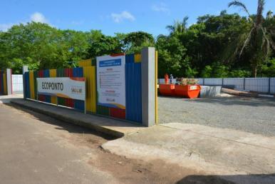 Ecoponto Itapiracó entra em operação na região do Cohatrac