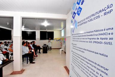 Hospital da Mulher de São Luís recebe certificação internacional