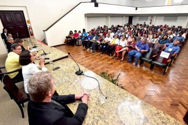 Conferência debate estratégias para combate à fome em São Luís