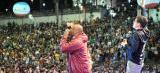 Show Terra de Adoração promovido pela Prefeitura de São Luís atrai multidão