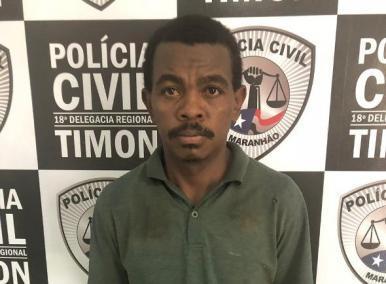 Homem é detido por roubar arma de PM no Maranhão