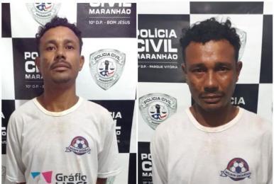 Polícia Civil prende suspeito de roubo em São Luís