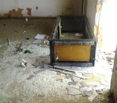 Torres de transmissão da Rádio Capital são destruídas no Parque Timbiras