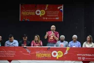 MA: Orçamento Participativo encerra debates em São Luís e abre votação na internet