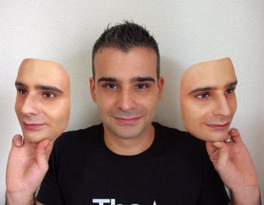 Máscaras 3D, réplicas perfeitas do seu rosto