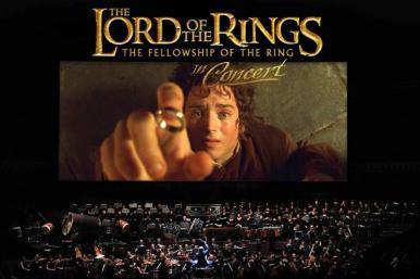 O Senhor dos Anéis terá exibição com orquestra sinfônica no Brasil
