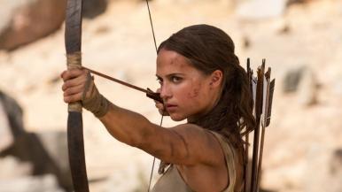 Filme de Tomb Raider terá sequência; Alicia Vikander será novamente Lara Croft