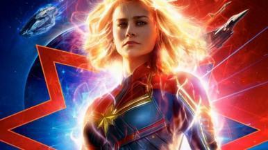 Capitã Marvel arrecada US$455 milhões na bilheteria mundial