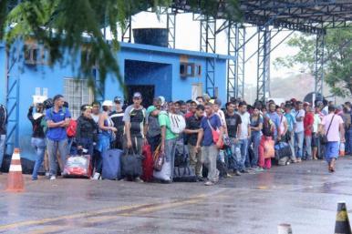 Número de venezuelanos à procura de asilo aumenta 2.000% desde 2014