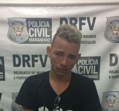 Polícia Civil prende assaltante em São Luís