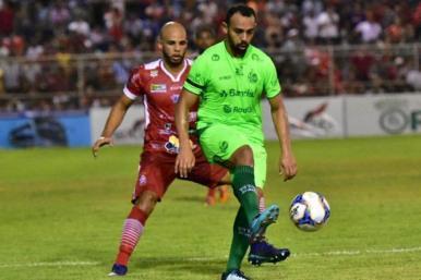 Imperatriz e Juventude empatam sem gols pelas quartas da Série C