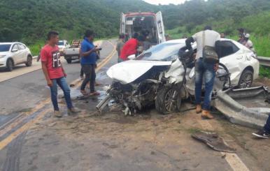Bombeiro civil morre em colisão na BR 222 no Maranhão