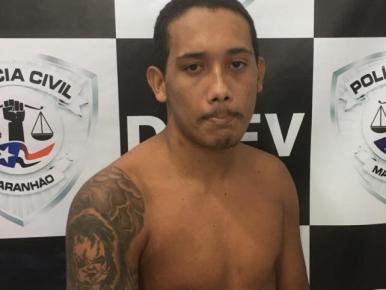 Jovem suspeito de assaltar mototaxistas é preso em São Luís