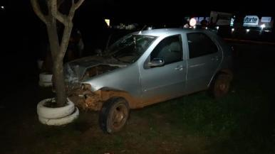 Condutor embriagado ocasiona acidente em Imperatriz