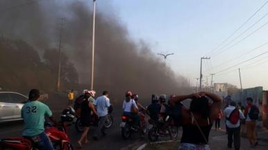 Trabalhadores protestam contra Reforma da Previdência em São Luís