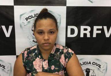 Mulher é presa suspeita de roubar motos em São Luís