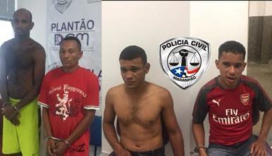 Operação prende suspeitos de violência doméstica em São Luís