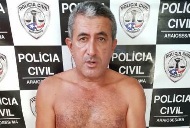 Suspeito de estelionato é detido no interior do Maranhão