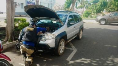 Operação da PRF apreende 87 veículos roubados e adulterados no MA