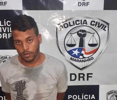 Polícia Civil prende assaltante de residências em São Luís