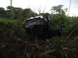 Acidente de trânsito na BR 010 deixa uma vítima fatal
