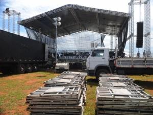 Festa da virada em Brasília custará R$ 2,3 milhões ao cofres públicos