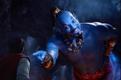 Aladdin: Gênio de Will Smith aparece no novo teaser do live-action