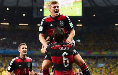 Brasil é goleado pela Alemanha e dá adeus ao hexacampeonato