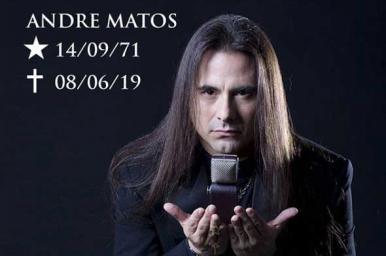 Andre Matos: SP declara dia da morte o cantor como Dia do Metal