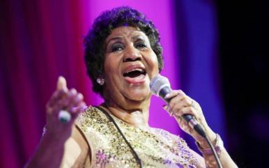 """Morre aos 76 anos Aretha Franklin, a """"rainha do soul"""""""